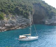 Sailing yacht Dufour 405 Grand Large available for charter in Budva Marina