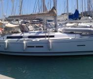 Yacht Dufour 405 Grand Large chartern in Port Vauban