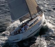 Segelboot Dufour 405 Grand Large chartern in Horta Marina