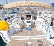 Yacht Dufour 410 Grand Large Yachtcharter in Primosten