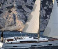 Sailing yacht Dufour 410 Grand Large for rent in Marina Frapa
