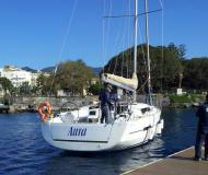 Sailing boat Dufour 410 Grand Large for hire in Marina di Portorosa