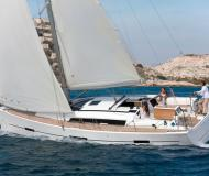 Yacht Dufour 410 Grand Large Yachtcharter in Birgu