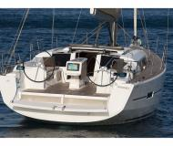 Sailing yacht Dufour 410 Grand Large for rent in Jezera