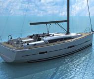 Segelyacht Dufour 412 Yachtcharter in Port d Ajaccio