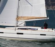 Sail boat Dufour 412 Grand Large for hire in Castellammare di Stabia
