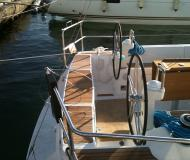 Sailing boat Dufour 425 Grand Large for charter in Marina di Salivoli