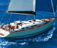 Yacht Dufour 44 available for charter in Bar
