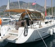 Yacht Dufour 445 Grand Large Yachtcharter in Göcek