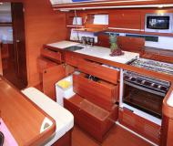 Segelyacht Dufour 445 Grand Large Yachtcharter in Marina Del Nettuno