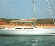 Sailing yacht Dufour 450 Grand Large for rent in Bodrum Marina Milta