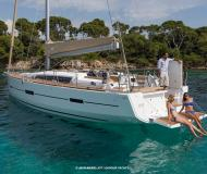 Yacht Dufour 460 Grand Large available for charter in Palma