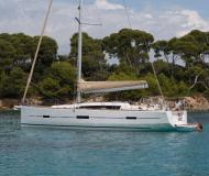 Segelyacht Dufour 460 Grand Large Yachtcharter in Antibes