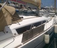 Yacht Dufour 460 Grand Large Yachtcharter in Trapani