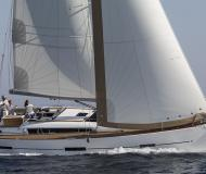 Sailing yacht Dufour 460 Grand Large for rent in Marina di Olbia