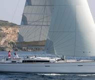 Sail boat Dufour 485 Grand large for hire in Marina Atlantico