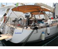 Yacht Dufour 485 Grand large for charter in Furnari
