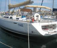 Yacht Dufour 525 Grand Large Yachtcharter in Marsala