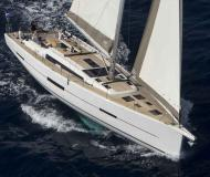 Yacht Dufour 560 Grand Large chartern in Marina Abel Point