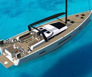 Sailing boat Dufour 63 Exclusive for charter in Port Vauban