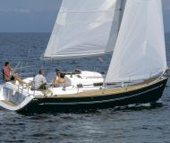 Sailing yacht Elan 31 available for charter in Real Club Nautico de Vigo