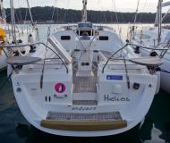 Segelboot Elan 344 Impression Yachtcharter in YC Marina