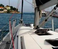 Segelboot Elan 38 Yachtcharter in Porto San Rocco Marina
