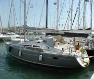 Sail boat Elan 384 Impression available for charter in Palma