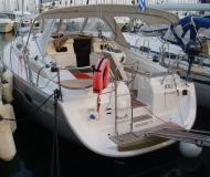 Sail boat Elan 384 Impression for hire in Preveza Marina
