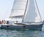 Yacht Elan 394 Impression for hire in Marina Kornati