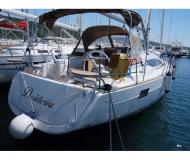 Sail boat Elan 40 Impression for hire in Marina Punat