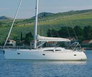 Segelboot Elan 434 Impression chartern in Port Olimpic Marina