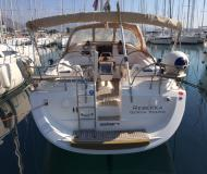Sailing yacht Elan 434 Impression for hire in Bar