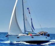 Yacht Elan 444 Impression chartern in Marina Lefkas