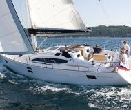 Segelyacht Elan 444 Impression Yachtcharter in Marina Mandalina