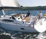 Sailing yacht Elan 444 Impression for rent in YC Marina