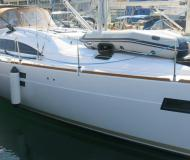 Sail boat Elan 45 Impression available for charter in Marina Tankerkomerc