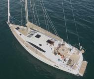 Segelyacht Elan 45 Impression chartern in Izola