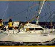 Feeling 286 Segelyacht Charter Romanshorn