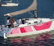 Sailing yacht First 30 available for charter in La Rochelle