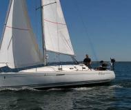 Sailing boat First 31.7 available for charter in La Rochelle