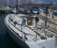 Sailing yacht First 33.7 available for charter in Lemmer