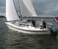 Sail boat Friendship 22 Sport available for charter in Marina Maran