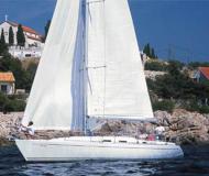Sailing boat Genesi 43 for rent in San Vincenzo