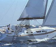 Genesi 43 Segelyacht Charter Piombino