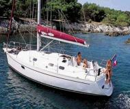 Segelboot Gib Sea 37 Yachtcharter in Portoroz