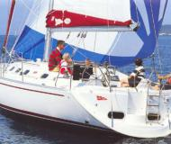 Sailing yacht Gib Sea 43 for rent in Taalintehdas