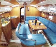 Sailing yacht Gib Sea 43 for rent in ACI Marina Split
