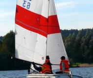 Gruben Sprint Sailboat Charters Germany