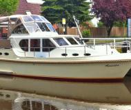 Segelboot Gruno 36 Classic Yachtcharter in Stadt Berlin